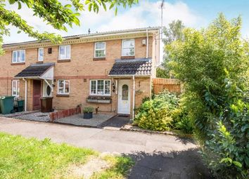 Thumbnail 3 bedroom end terrace house for sale in St. Peters Close, Cheltenham, Gloucestershire
