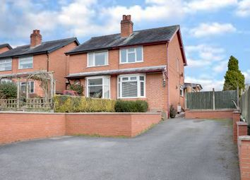 Thumbnail 2 bed semi-detached house for sale in Highfields, Bromsgrove