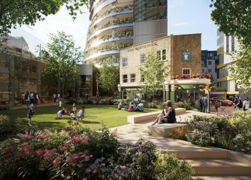 Thumbnail 2 bed flat for sale in 4.9 Aspen Consort Place, Marsh Wall, London
