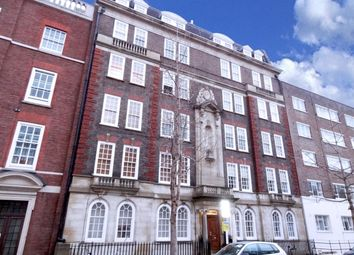 Thumbnail 1 bed flat to rent in Beaumont Street, London