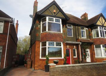 Thumbnail 3 bed semi-detached house for sale in St. Georges Avenue, Northampton