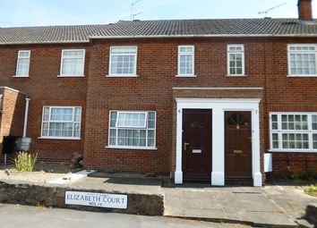 Thumbnail 2 bed town house to rent in Elizabeth Court, Glenfield, Leicester.