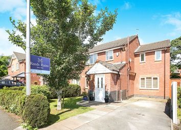 Thumbnail 4 bed semi-detached house for sale in Flying Fields Drive, Macclesfield