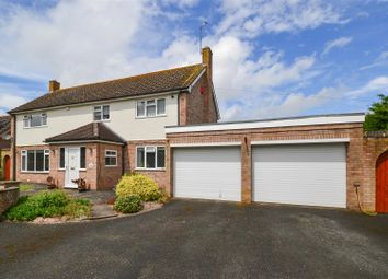Thumbnail 4 bed detached house for sale in Roberts End, Hanley Swan, Worcester