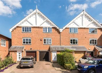 Thumbnail 4 bed town house to rent in Boathouse Reach, Henley-On-Thames