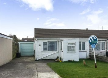 Thumbnail 2 bed semi-detached bungalow for sale in Trevarren Avenue, Four Lanes, Redruth