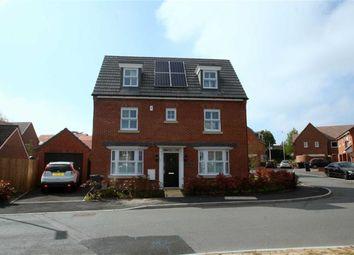 Thumbnail 4 bed detached house to rent in Kersey Crescent, Speen, Newbury