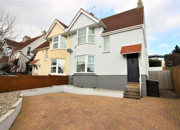 Thumbnail 3 bed semi-detached house for sale in Higher Polsham Road, Paignton