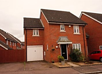 Thumbnail 3 bed semi-detached house to rent in Cranborne Avenue, Milton Keynes