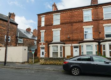 Thumbnail 3 bedroom end terrace house for sale in Wilford Crescent East, Nottingham