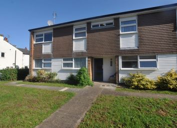 Thumbnail 1 bed flat to rent in St. Faiths Close, Hitchin