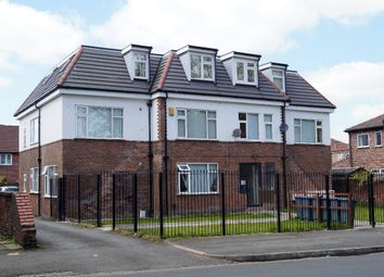 Thumbnail 3 bed flat to rent in Burnage Court, Burnage Lane, Burnage