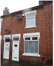 Thumbnail 2 bed terraced house for sale in Wileman Street, Fenton, Stoke-On-Trent