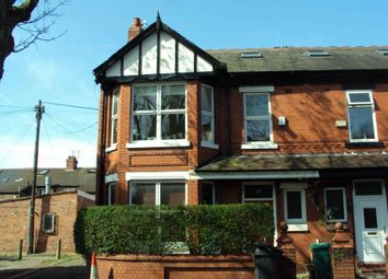 Thumbnail 5 bed end terrace house to rent in Brixton Avenue, Withington