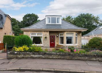 Thumbnail 4 bed bungalow for sale in 36 Craiglockhart Dell Road, Edinburgh
