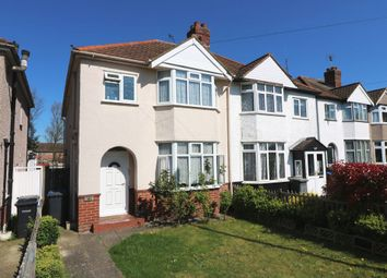 Thumbnail 3 bed semi-detached house for sale in Pooley Green Road, Egham