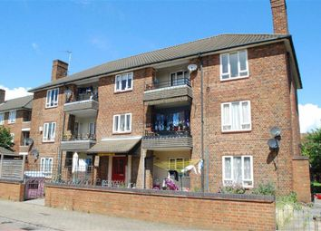Thumbnail 2 bed flat to rent in Corve Lane, South Ockendon, Essex