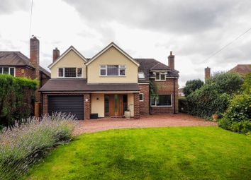 Thumbnail 4 bed detached house for sale in Main Street, Barton Under Needwood, Burton-On-Trent
