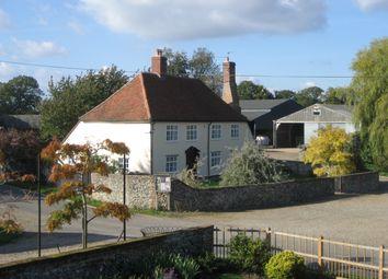 Thumbnail 5 bedroom detached house to rent in Hazel End, Farnham, Bishops Stortford, Herts