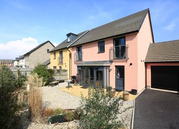Thumbnail 4 bed detached house for sale in Causeway View, Plymouth