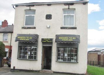 Thumbnail Restaurant/cafe for sale in 155 City Road, Wigan
