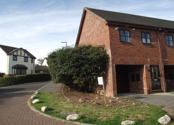 Thumbnail 1 bed end terrace house to rent in Shetland Close, Torquay