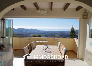 Thumbnail 4 bed apartment for sale in 03724 Moraira, Alicante, Spain