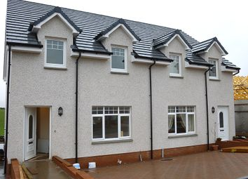 Thumbnail 3 bed semi-detached house for sale in Afton Homes Ltd, Closeburn, Thornhill