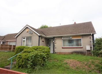 Thumbnail 3 bed detached bungalow for sale in Mill Road, Caerphilly