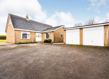 Thumbnail 5 bed bungalow for sale in Kirkbeck Drive, Beckermet, Cumbria