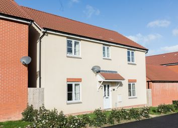 Thumbnail 4 bed detached house for sale in Phoebe Walk, Bridgwater, Somerset