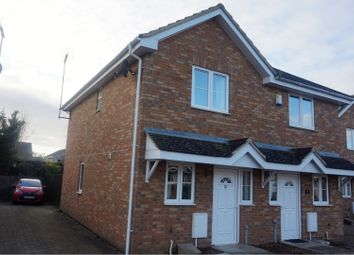 Thumbnail 2 bed semi-detached house for sale in The Birches, March