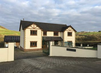 4 bed detached house for sale in Bronwydd Arms, Carmarthen SA33