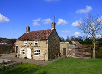 Thumbnail 3 bed cottage for sale in Sandy Lane, Tealby, Market Rasen