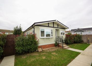 Thumbnail 2 bedroom mobile/park home for sale in Shoeburyness, Southend-On-Sea
