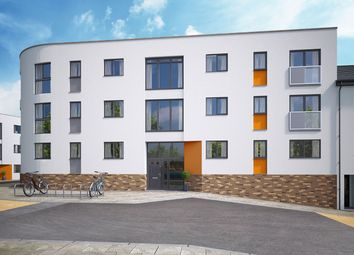 "Thumbnail 2 bed flat for sale in ""The Hedra Apartments - Ground Floor 2 Bed"" at Kerrier Way, Camborne"