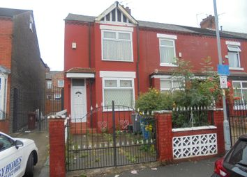 Thumbnail 3 bedroom terraced house for sale in Portland Road, Manchester