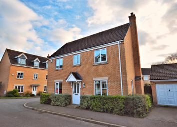 Thumbnail 4 bed detached house for sale in Collyns Way, Collyweston, Stamford