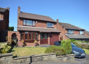 Thumbnail 3 bed detached house for sale in Shaw Moor Avenue, Stalybridge