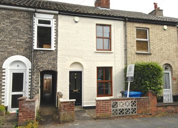 Thumbnail 2 bed terraced house to rent in Leicester Street, Norwich