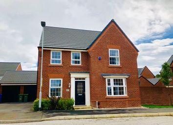 Thumbnail Property for sale in Dallington Avenue, Leyland, Lancashire