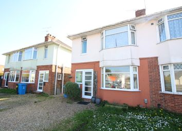 Thumbnail 3 bedroom semi-detached house for sale in Blandford Road, Hamworthy, Poole