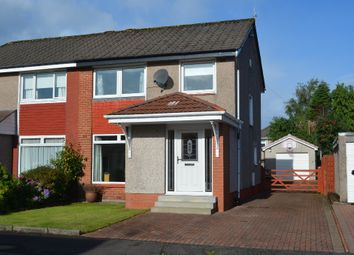 Thumbnail 3 bed semi-detached house for sale in Moore Drive, Helensburgh, Argyll & Bute