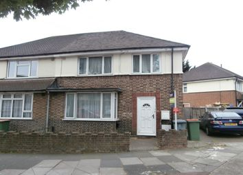Thumbnail 3 bed semi-detached house for sale in Sullivan Avenue, London