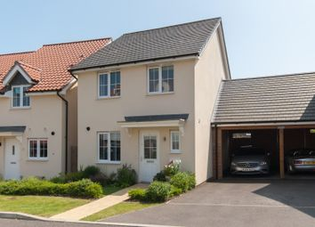 Thumbnail 3 bed link-detached house for sale in Anglers Drive, Sholden, Deal