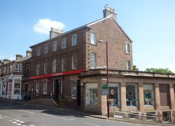 Thumbnail 3 bed flat for sale in Galvelmore Street, Crieff