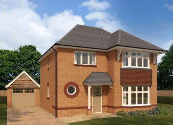 "3 bed detached house for sale in ""Leamington Lifestyle"" at Higham Lane, Nuneaton CV11"