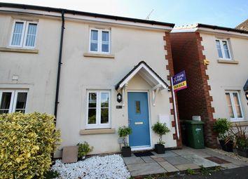 Thumbnail 2 bed semi-detached house for sale in Park Lane, Oakdale, Blackwood