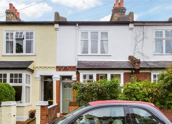 Thumbnail 3 bed terraced house for sale in Queens Road, East Sheen, London