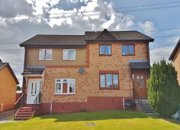Thumbnail 3 bed semi-detached house for sale in Barony Place, Cumbernauld, Glasgow
